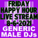 (Mostly) 80s & New Wave Happy Hour - Generic Male DJs - 8-6-2021 image