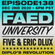 FAED University Episode 138 with Five And Eric Dlux image