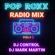 POP ROXX RADIO MIX VOL #3 (60's-90's RnR & RnB CLASSICS)- DJ CONTROL / DJ MARK MARTIN image