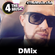 Dmix - 4 The Music Live Show - Saturday Disco & House Vibes image