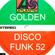 GOLDEN DISCO FUNK 52 image