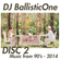 #SKTHEWEDDING Disc 2 ( 90s-2014) dj BallisticOne image