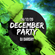 DECEMBER PARTY (deep house, electro house & dance) image