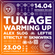Leftie - Tunage: Warming Up 14/04/2018 Promo Mix image