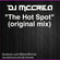 DJ MCCREA - The Hot Spot (Original Mix) image