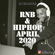 RnB & HipHop April 2020 @intheorious image