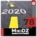 MikiDZ Podcast Episode 78: 2020 Wrap-up With DJ Spryte image