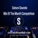 DJ ZERO - Saturo Sounds Mix Of The Month Entry - Aug 2020 image