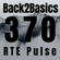 Back2Basics 370: Whoriskey takeover. Trance and tech feat BBE, Lane 8 & Yotto, Joshwa & Christoph/ image