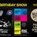 Stu Sandi's Sunday Skool Live On www.reactradio.uk 5th birthday Salford City Records special image