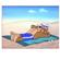 CHRIS BANGS - ON THE BEACH !!   CHILLIN JAZZ N STUFF !! image