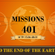 Missions 401: To the Ends of the Earth - Ready to Serve the Lord, Ready to Die for the Lord image
