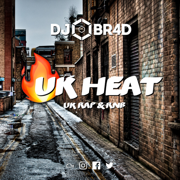 UK Heat - UK Rap & RnB Mix