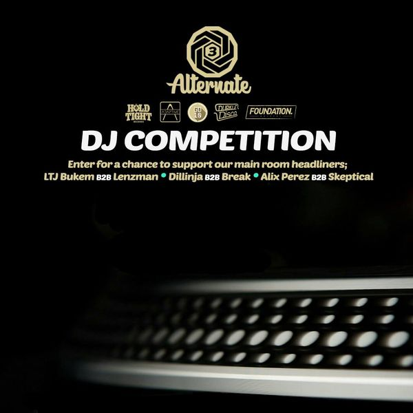 Alternate 3rd Birthday Competition Mix