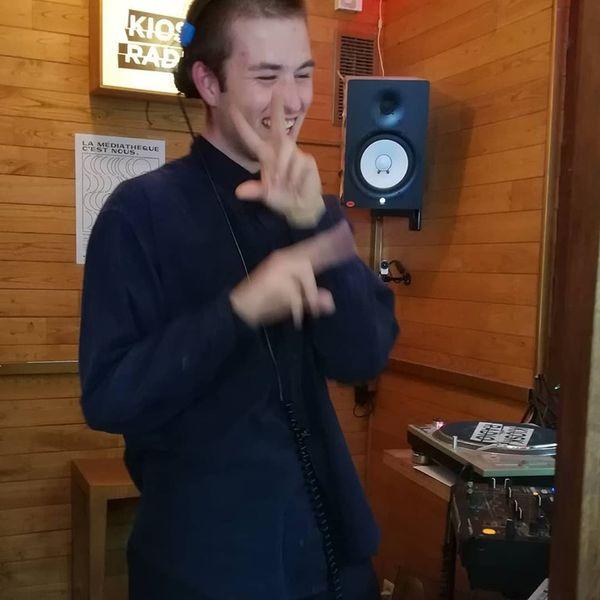 mixcloud KioskRadio