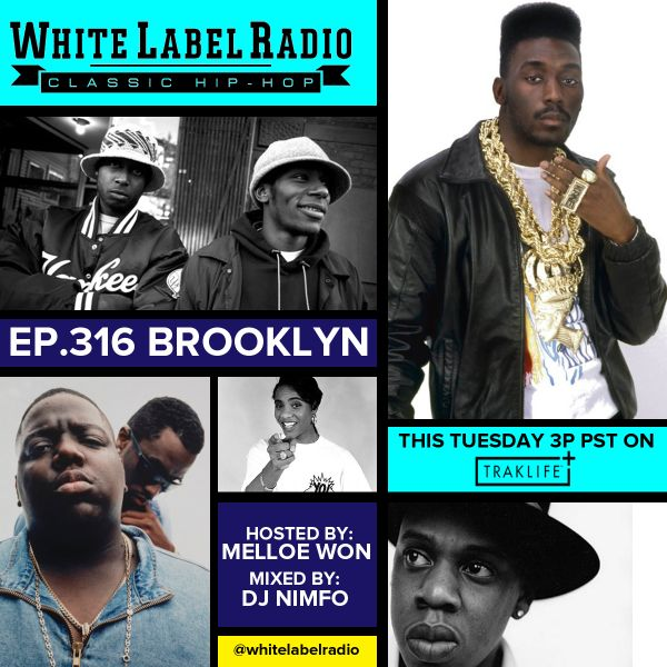 White Label Radio Ep. 316