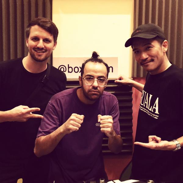 Fresh Out The Box - Zeebra and Lutz Leichsenring w/ DJ MoCity