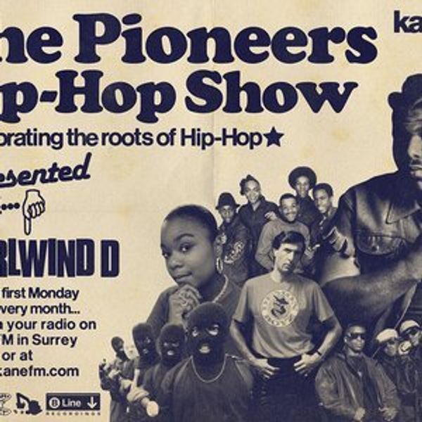 Kfmp: The Pioneers Hip Hop Show#55 (4.1.16)