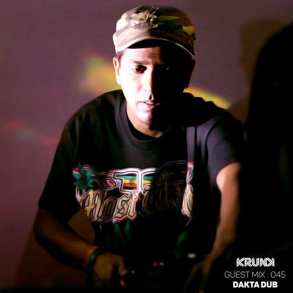 KRUNK Guest Mix 045 :: Dakta Dub
