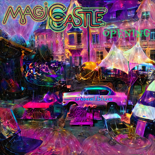 Opening @ The Magic Castle [20-04-2018]