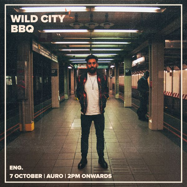 Guest Mix 099 - Eng. (Wild City BBQ)