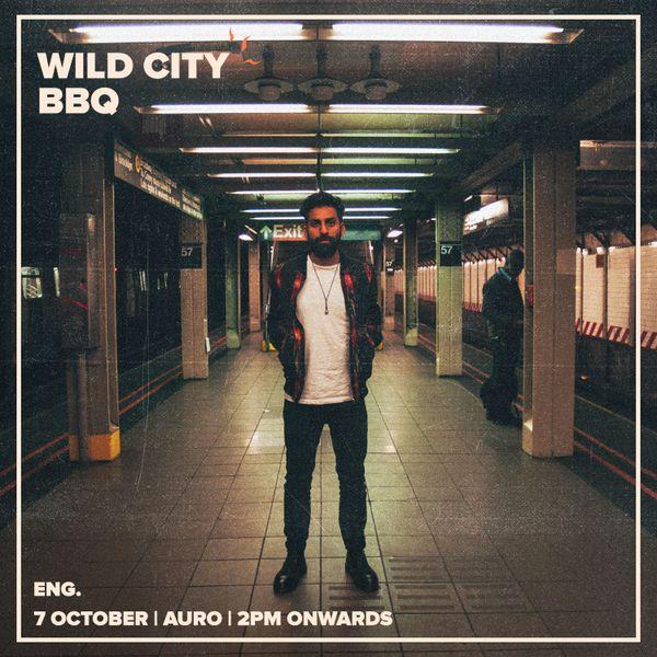 Guest Mix 099 - Eng. (Wild City BBQ)