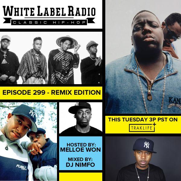 White Label Radio Ep. 299