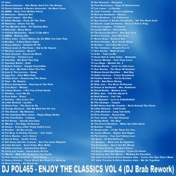 DJ POL465 - Enjoy The Classics Vol 4 (DJ Brab Rework) by DJ Brab ... 236a2ca6d9f