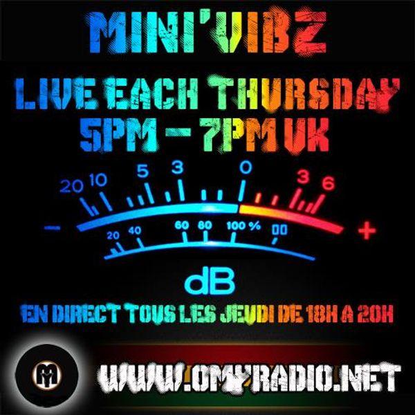 mixcloud Minivibz_Podcast