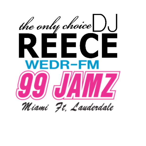 LIVE On 99JAMZ WEDR Miami Jan 29 2016 By DJ Reece