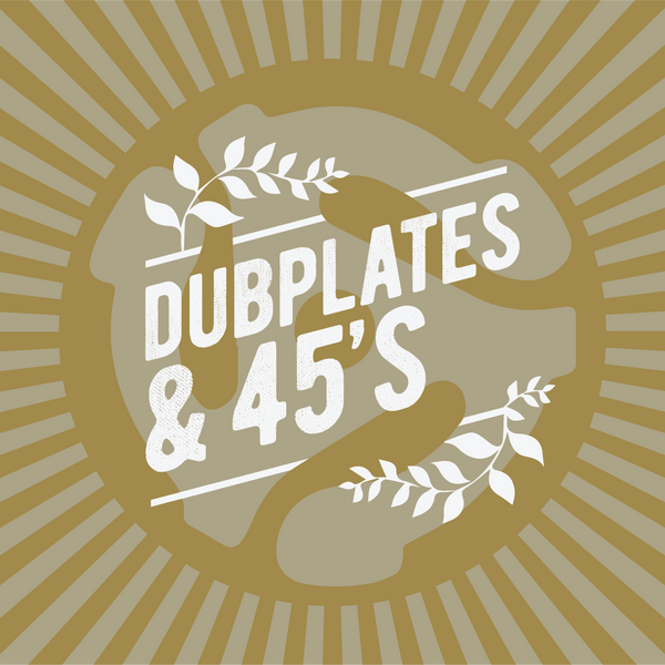 DUBPLATES & 45'S 004 - Delhi Sultanate | BFR Sound System