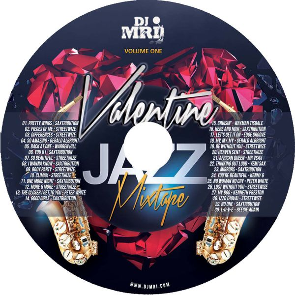 JAZZ MIXTAPE - Volume One by DJ MRI   Mixcloud