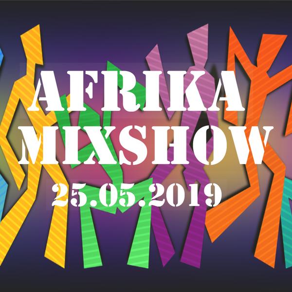 mixcloud afrikanezz