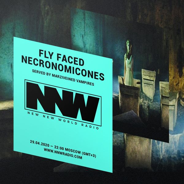Fly Faced Necronomicones served by Marziveined Vampires - 29th April 2020