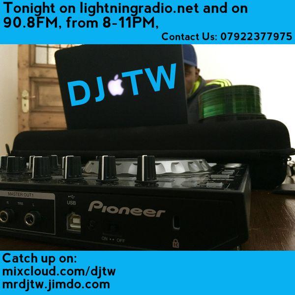mixcloud DJTW