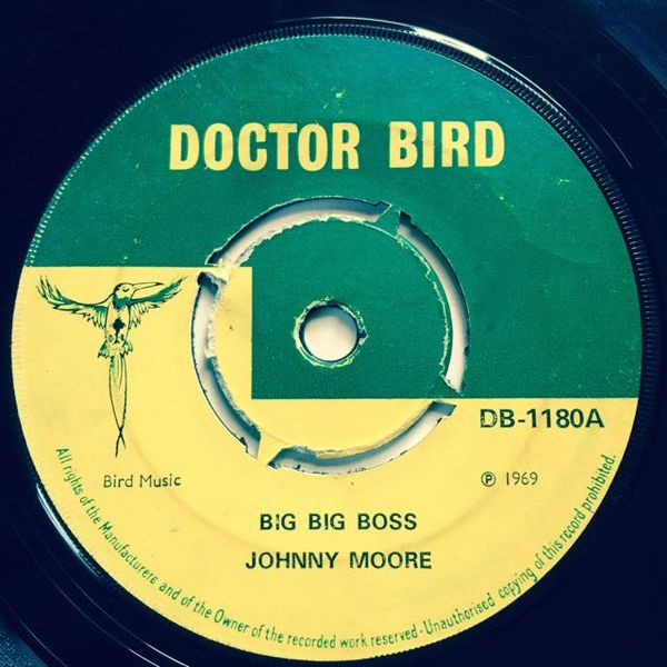 RARE REGGAE ARCHIVES - THE DOCTOR BIRD LABEL by Pete Smith