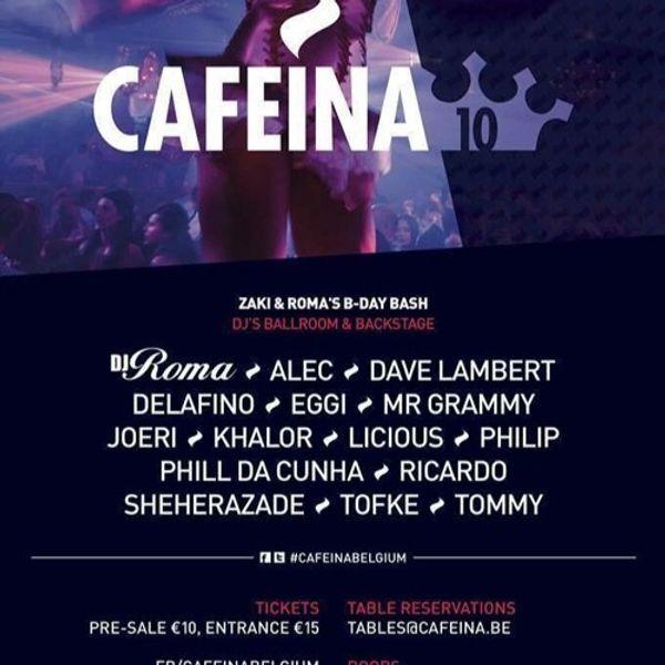 Top Five La Rocca Cafeina - Circus
