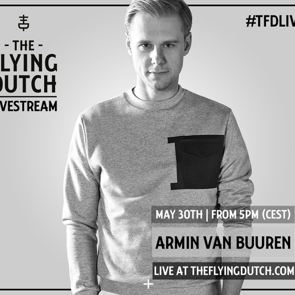 armin van buuren flying dutch