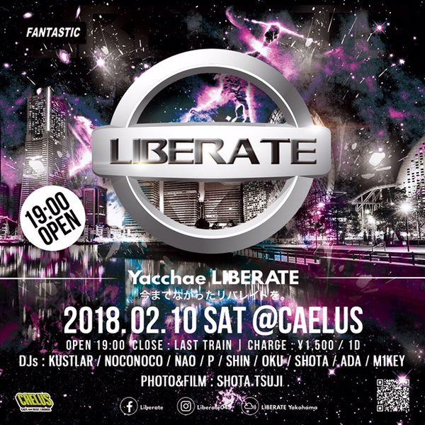 LIBERATE_Yokohama
