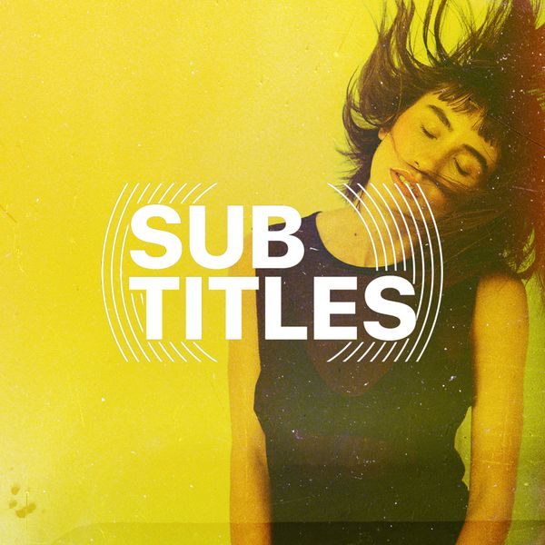 Sub-Titles 003 - The Untitled One