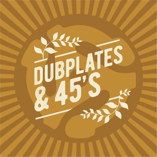 DUBPLATES AND 45'S 009 - Delhi Sultanate