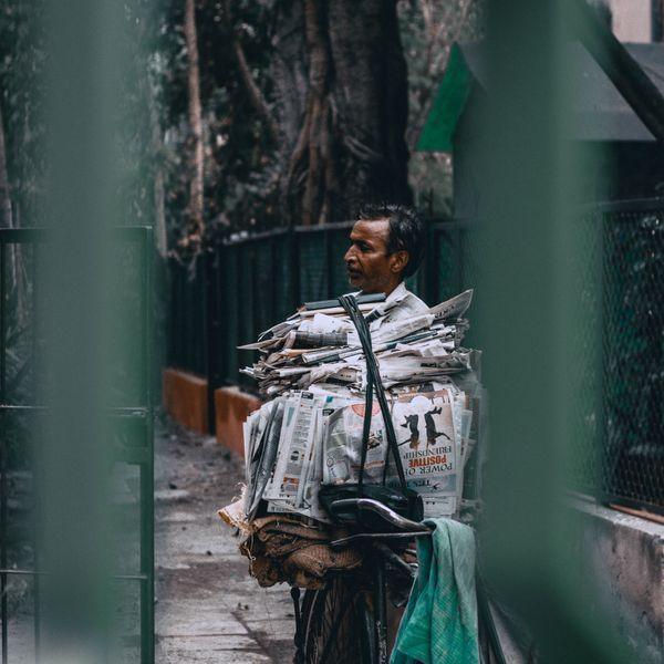 Minority Report 007 - Uday Kapur