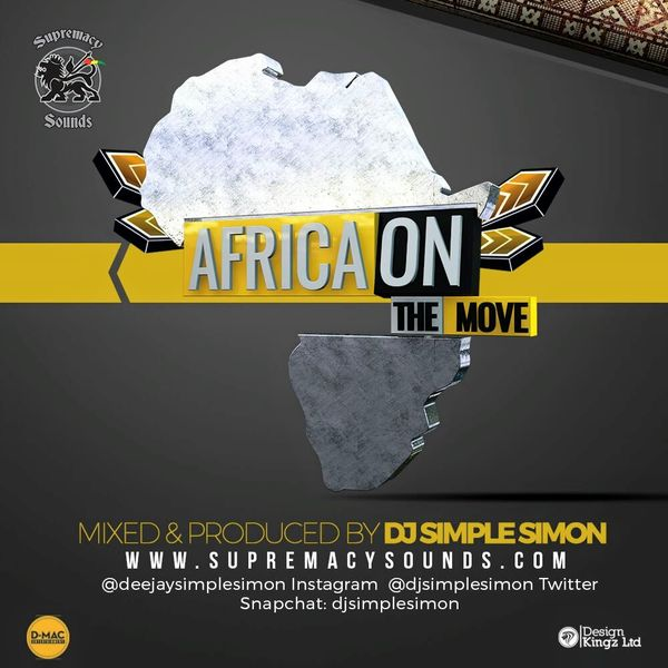 Africa On The Move ( Audio ) by Supremacy Sounds | Mixcloud