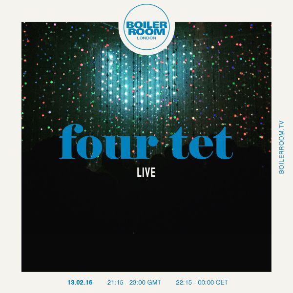 four tet roundhouse