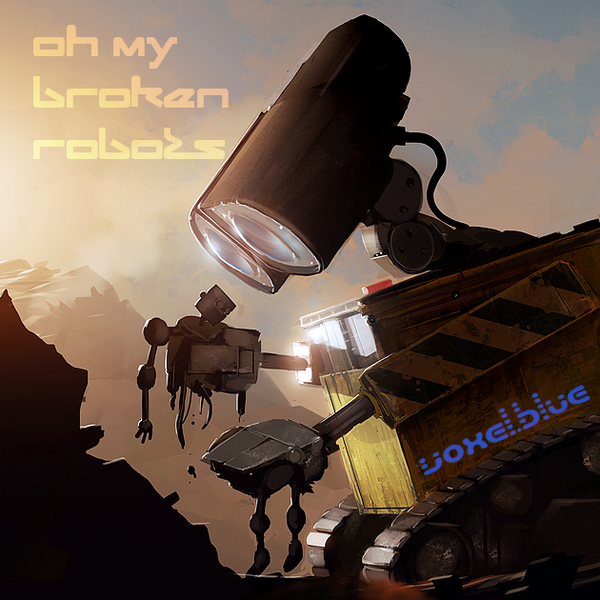 Oh my broken robots