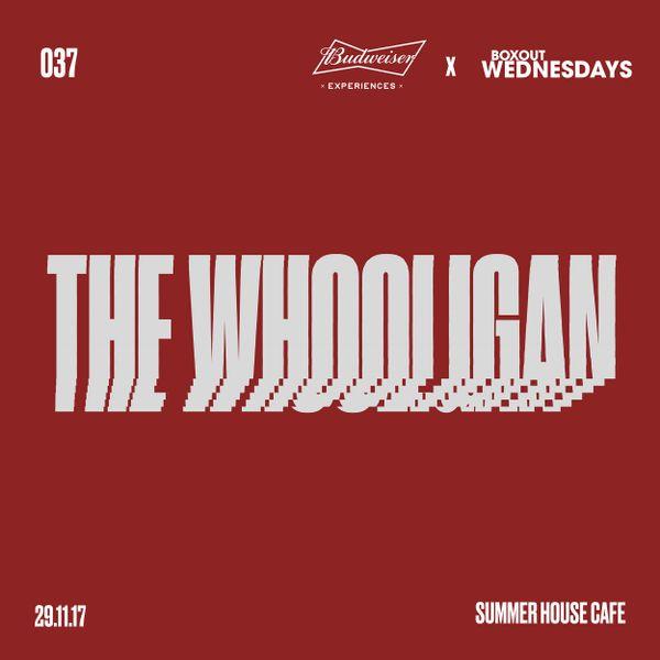 Budweiser x BW037.3 - The Whooligan