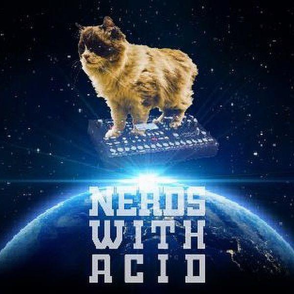 mixcloud nerdswithacid