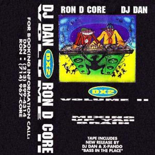 Ron D Core / DJ Dan - DX2