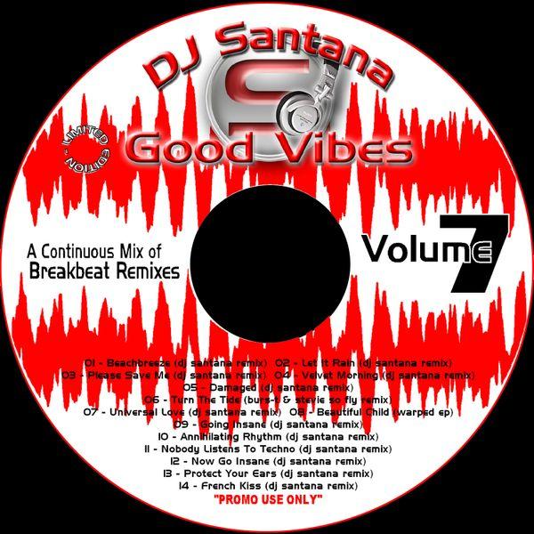 Good Vibes V07 by djPaulSantana | Mixcloud