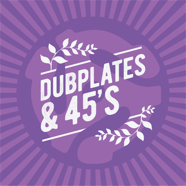 DUBPLATES & 45'S 001 - Delhi Sultanate | BFR Sound System